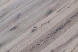 Casella SL - Eiche Superrustikal weiss geoelt
