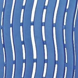 Badematte - Yoga Soft Step, blau