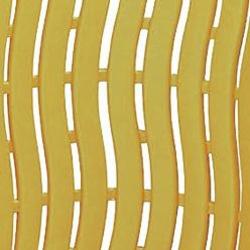 Badematte - Yoga Soft Step, gelb